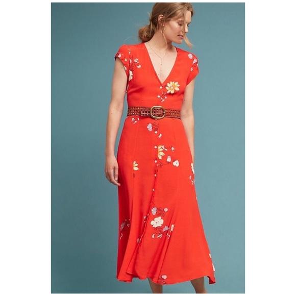 Anthropologie Dresses & Skirts - Anthropologie Capulet Lanesboro Maxi Dress